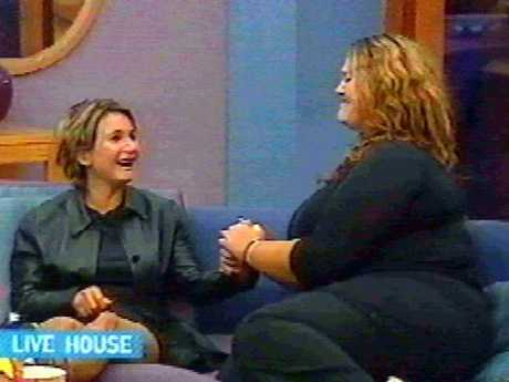 Live on Big Brother with runner-up Chrissie Swan.