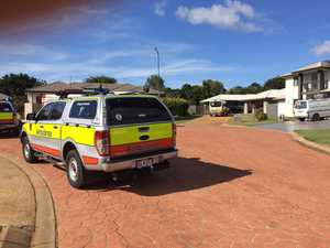 Crews rush to fire in Bundaberg home