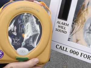 Defibrillators for Yamba