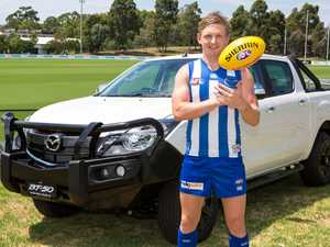 Star's Cars: North Melbourne skipper Jack Ziebell