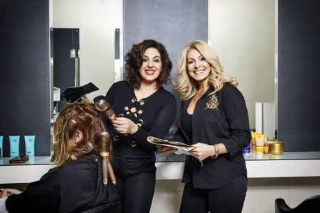 Hairdressers Nicki and Kathy star in Common Sense, the new TV series from the makers of Gogglebox.
