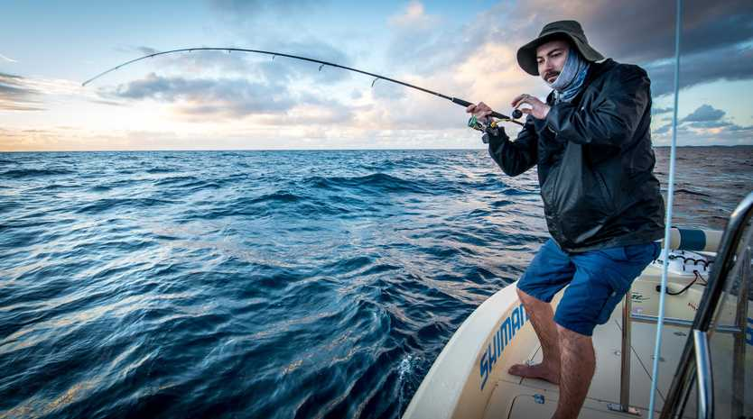 The Fraser Coast is home to popular sports fishing species making it a fisherman's heaven.