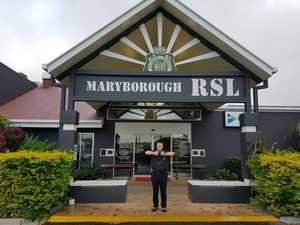 Every day is an adventure for keen Maryborough RSL worker