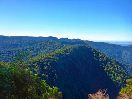 Point Lookout - Lamington National Park.