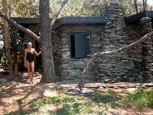 Search begins for Old Woman Island's secret history