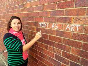 REVEALED: New street art trend coming to Bundy CBD
