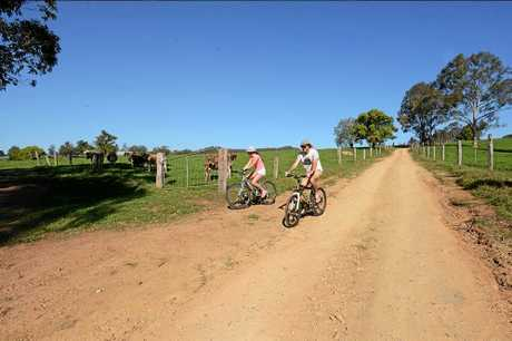 KENILWORTH CAMPING: Campers will no longer be able to enjoy the beautiful scenery at Adadale Farm if the council fines go ahead.