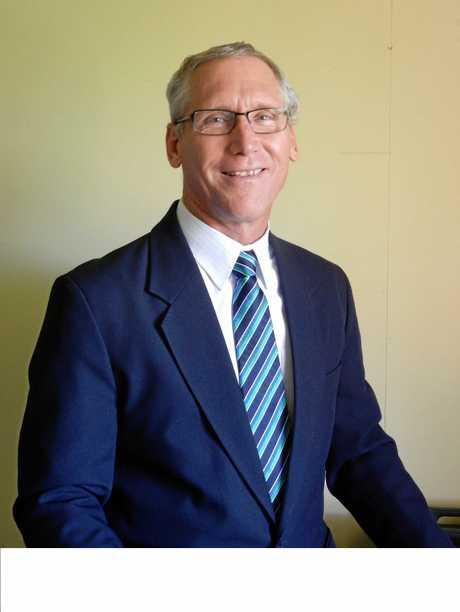 Ross Walker - 2016 Mackay Regional Council election councillor candidate