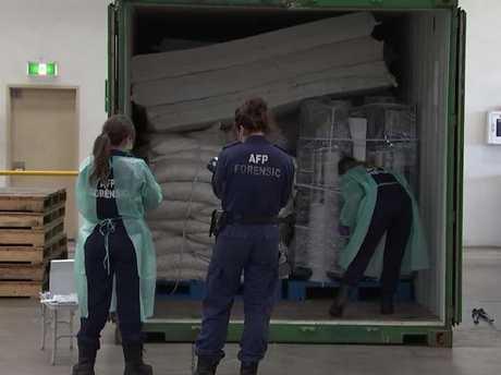 NSW Police raids uncover record drug haul worth estimated $650million