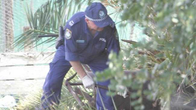 The search for Simone Strobel in 2005.