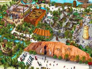 'Australian Legends World' theme park to also house 2500