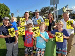 Campaign to slow down in Bokarina