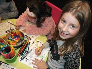 Free arts, crafts at Noosa Cinemas