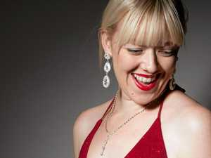 Jazz vocalist primed to blow audience away