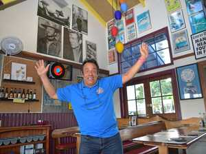 Wharf project excites Hog's owner
