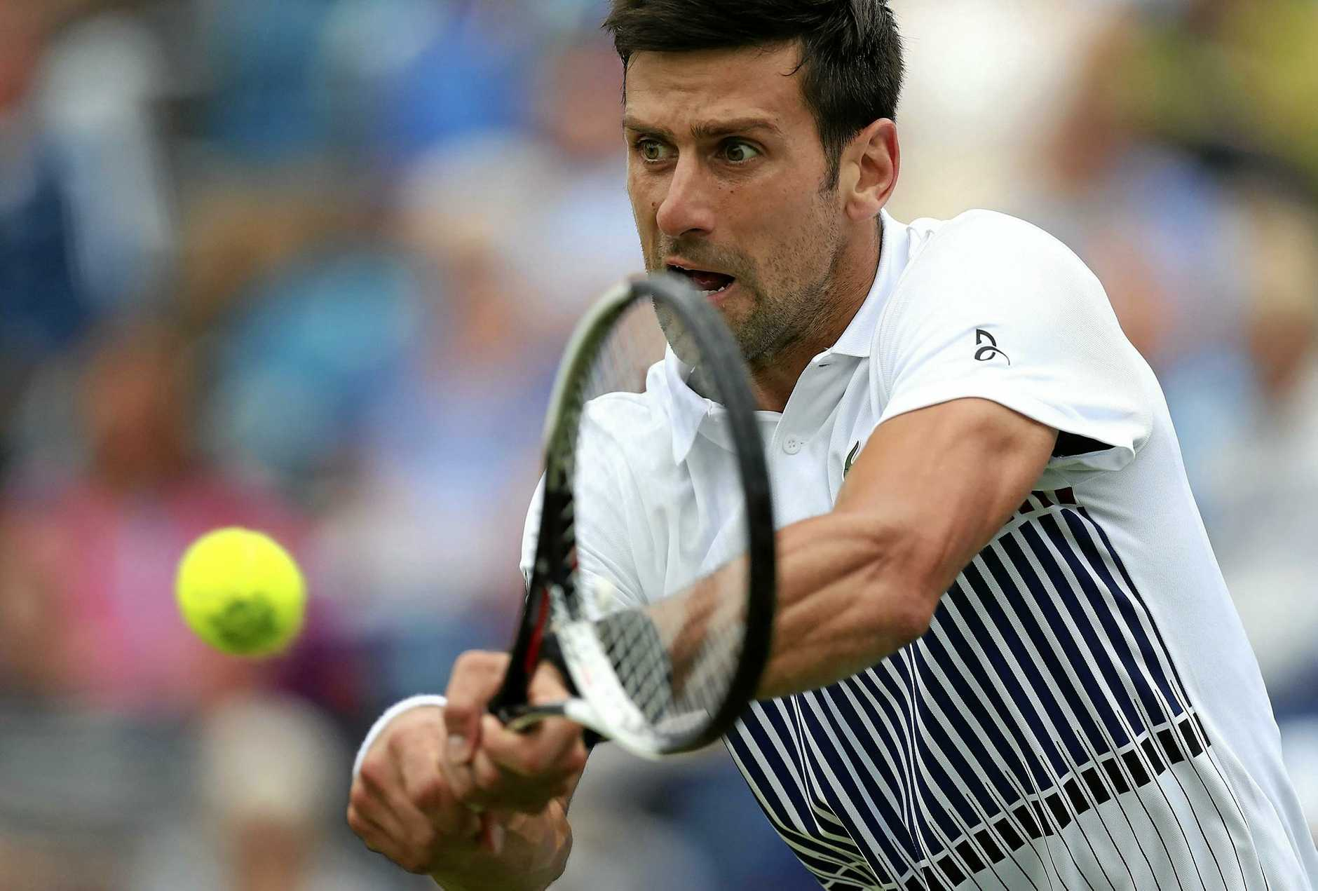 Novak Djokovic has benefitted from Wimbledon's ranking system with the world No 4 moving up two spots to the No 2 seed position.