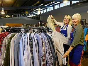 Ipswich St Vinnies store thriving after $20K boost