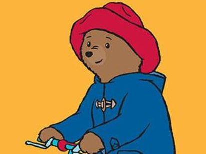 Paddington Bear.