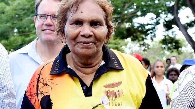 Stolen Generation member Eileen Cummings has criticised the lesson.