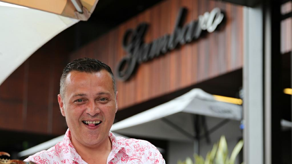 Gambaro Hotel manager Frank Gambaro