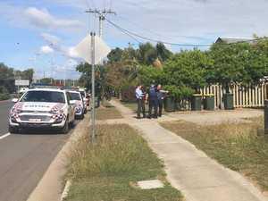 UPDATE: Man was 'waving machete', driving stolen vehicle