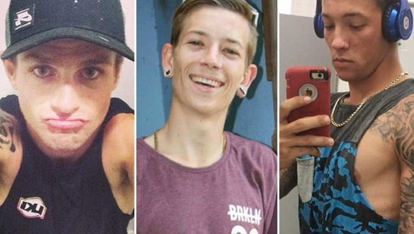 Jayden Symons, 20, Darcy Rayner, 21 and Brodie Rayner, 22 have been charged with the alleged assault on a Cairns police officer.