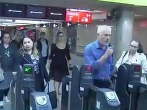 QR rail fail