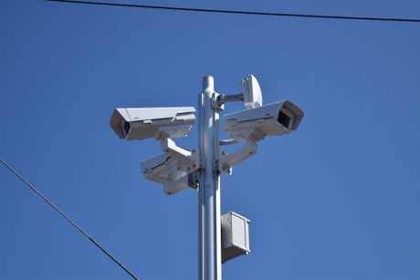 CCTV cameras upgrades.