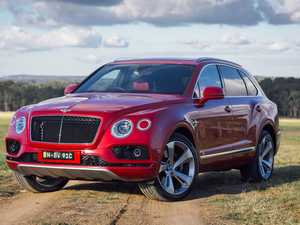 Can a $485,000 Bentley Bentayga actually cut it off road?