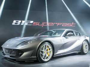 Most powerful production Ferrari ever arrives in Australia