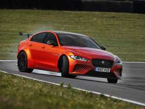 Most powerful Jaguar ever revealed: the XE SV Project 8
