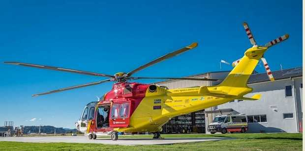 The Westpac Rescue Lifesaver Helicopter Service has today revealed major updates, including a new aircraft and partnerships.