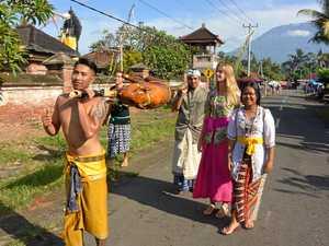 Bali shaken by 5.7-magnitude earthquake