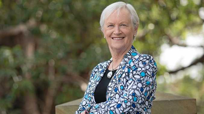 EMBRACING LIFE: Diana Ryall AM has spent her working life doing jobs she loves.