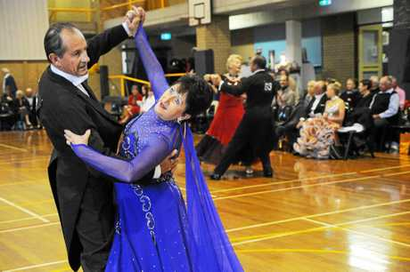 The Coffs Harbour City Ballroom Dancing titles will be held at John Paul College once again this year.