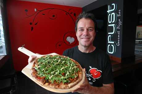 Crust Pizza is opening in West Mackay.