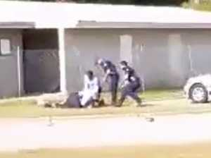 MACHETE ATTACK: Video of dramatic arrest emerges