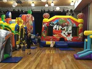 An hour of jumping fun for kids in the school holidays! Relax in the cafe while the kids burn off some energy! 3 sessions to choose from - 10am, 11am, 12pm.