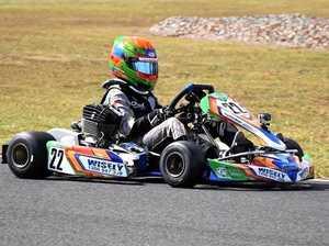 Mackay racers eye state crowns