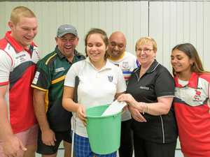 Clubs drive in support of May's swim dreams