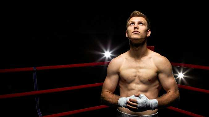 BRIGHT LIGHTS: Australian boxer Jeff Horn is ready to change the sport forever against Manny Pacquaio.