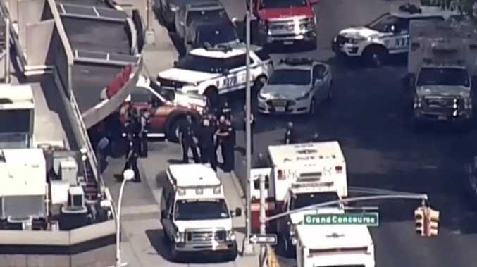 An active shooter has been reported in a Bronx hospital