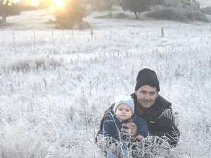 COLD: Southern Downs shivers through freezing start to July