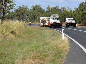 Driver's condition improves after horror Gracemere smash