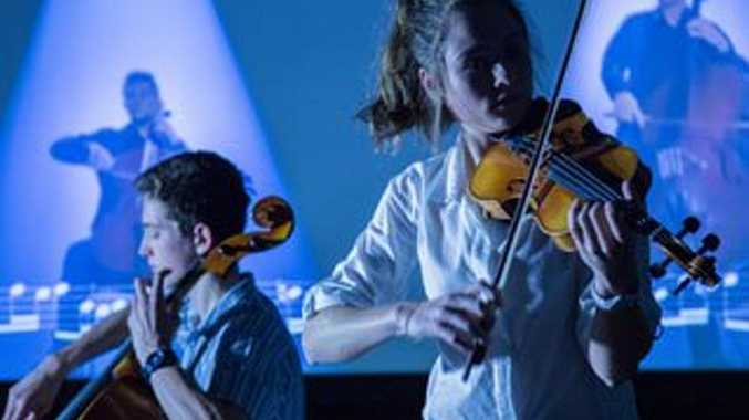 The Australian Chamber Orchestra will take over the Toowoomba Regional Art Gallery this month.
