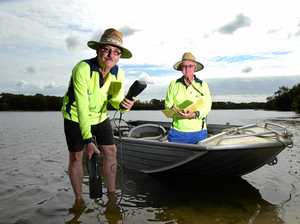 Mackay, Whitsunday rivers top list for herbicide pollution