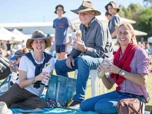 Record crowd celebrates farmers at food festival