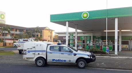 ARMED ROBBERY: A BP service station at Park Beach was held up during an armed robbery on Sunday, July 2, 2017.