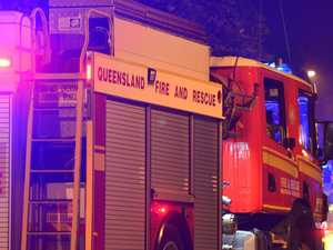 House 'totally destroyed' after fire tears through property