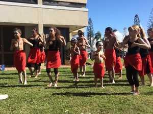 Mackay Aboriginal Dance Group